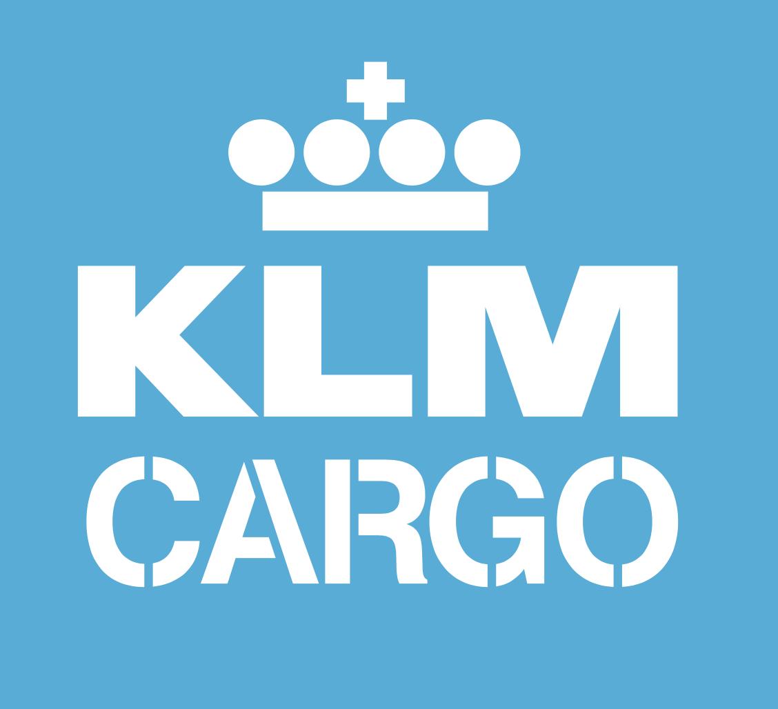 KLM CARGO logo