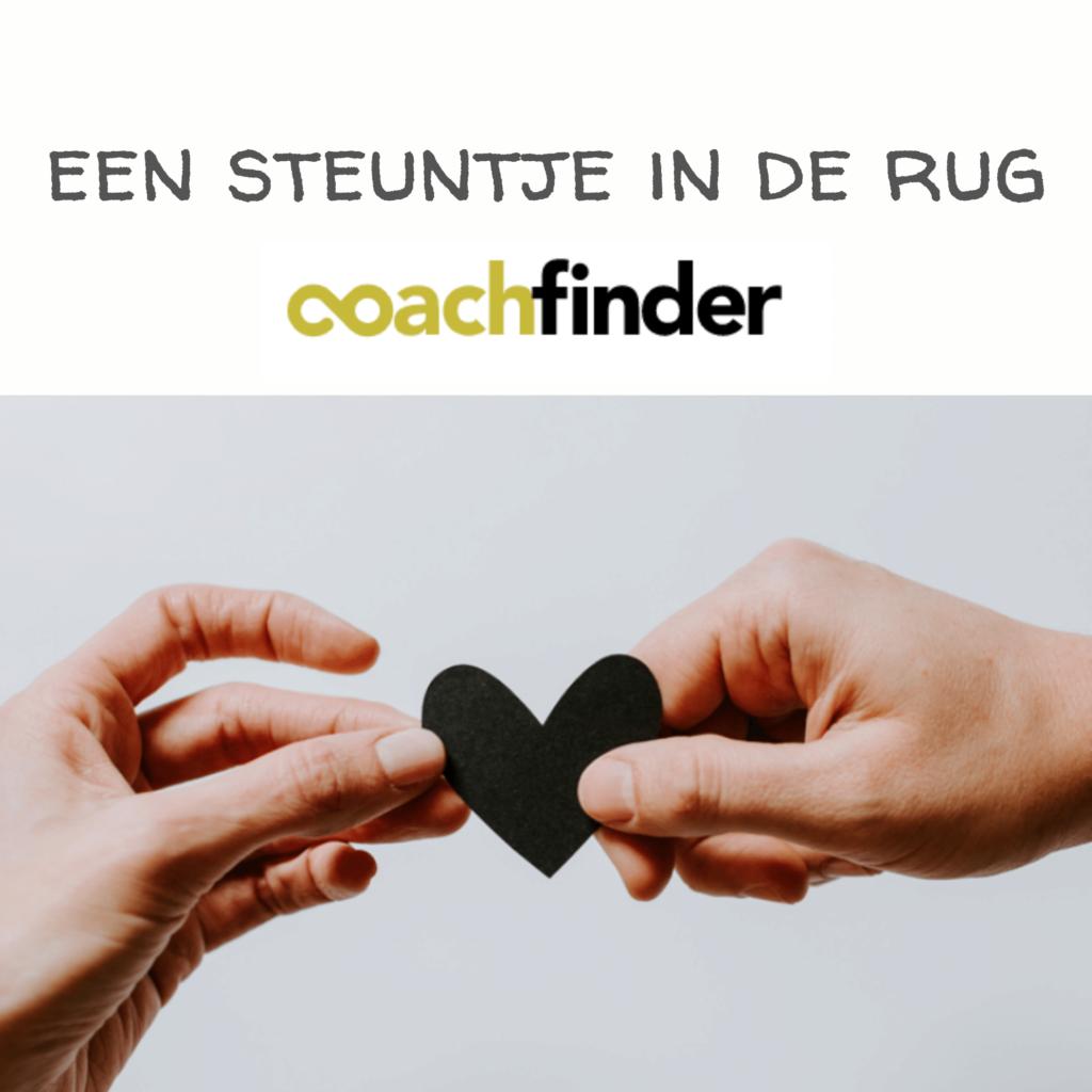 Coachfinder 50 min coaching 50 euro